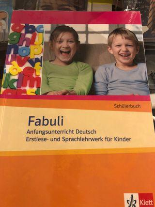 Fabuli alemán ISBN 978312676170-3
