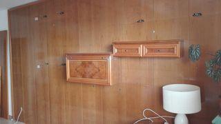 Zócalo de madera / revestimiento pared