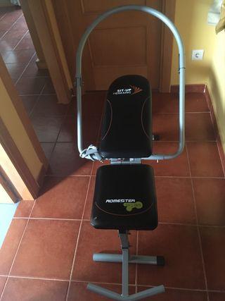 Máquina de hacer ejercicios