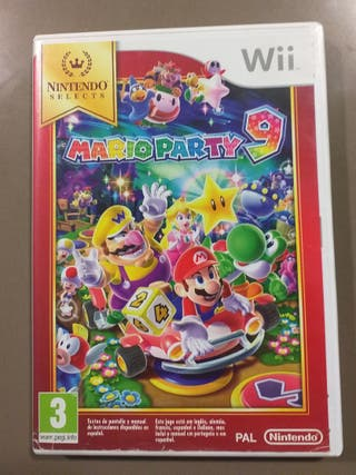Mario Party 9 para Wii