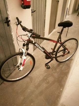Pack bicicleta + rodillo