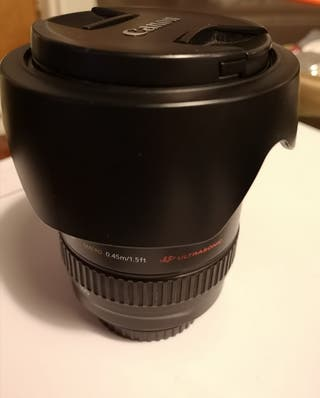 Objetivo Canon 24-105 EF4L IS USM