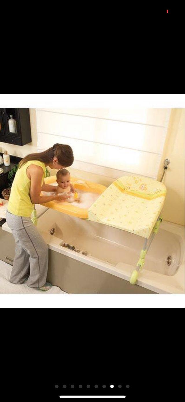 Bañera cambiador NUEVA