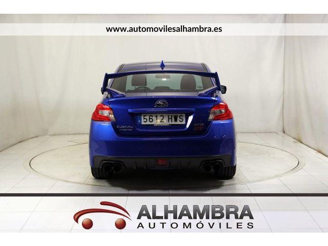 Subaru WRX STI 2.5 TURBO RALLYE EDITION 4X4