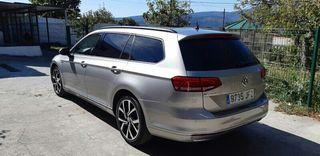 Volkswagen Passat avant 2015