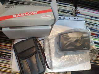 Cámara analógica 35 mm Barlow