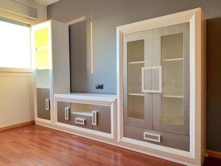 Muebles salón diseño