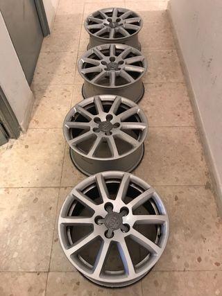 Llantas Audi Originales 16 5x112