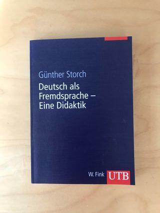 Deutsch als Fremdsprache Eine Didaktik