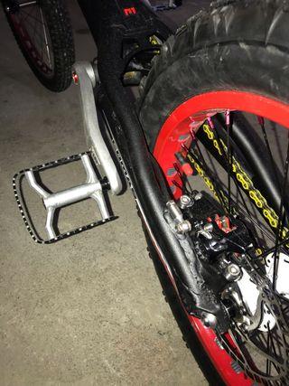 "Bicicleta Comas 20"" 1010mm tope gama"