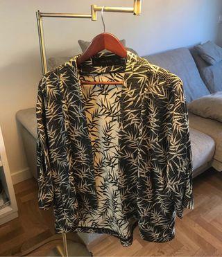 Chaqueta kimono Zara talla L