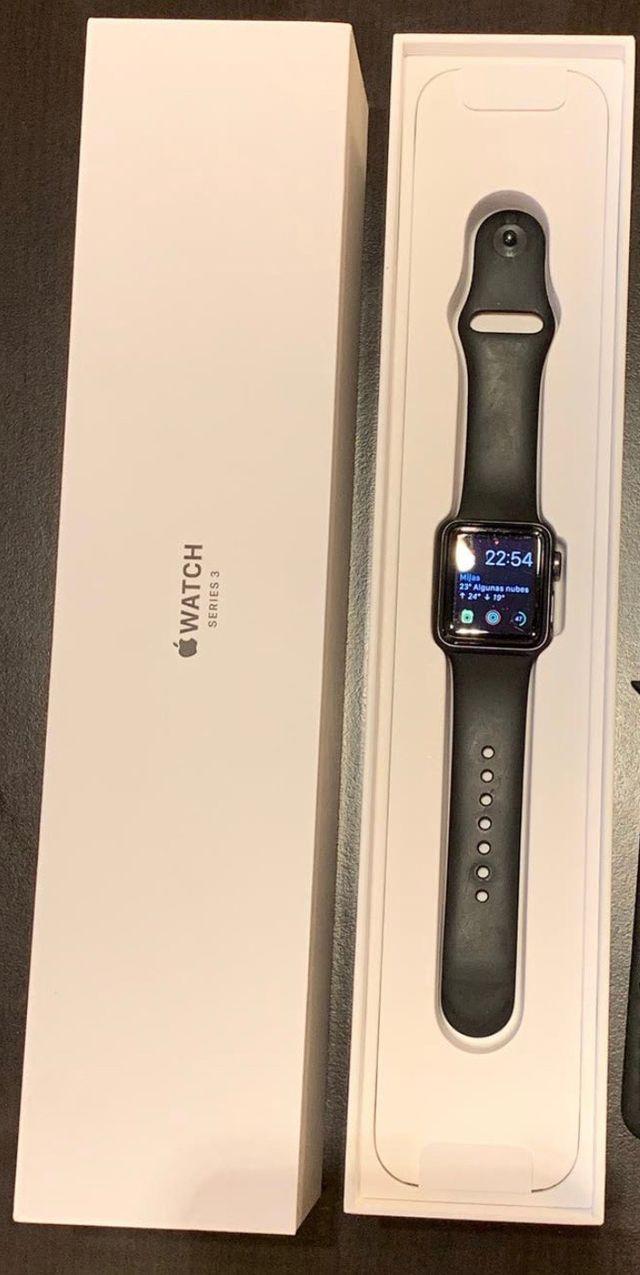 Apple Watch 3 38mm GPS