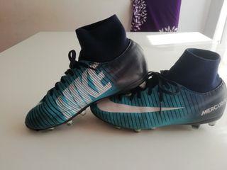 botas de fútbol nike!!!