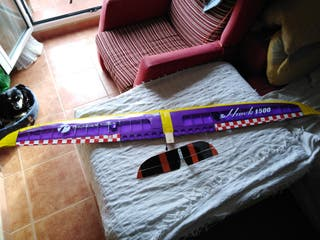 VELERO RC THUNDER TIGER EHAWK 1500