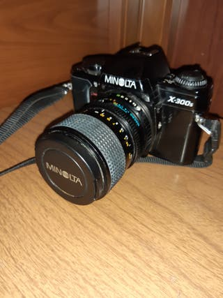camara fotos Minolta
