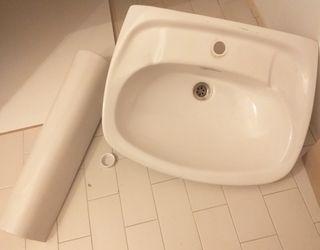 lavabo de pie ROCA