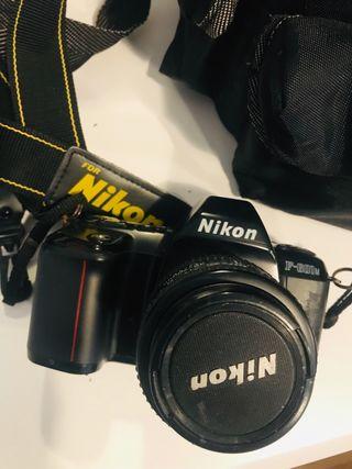 Cámara analógica Nikon