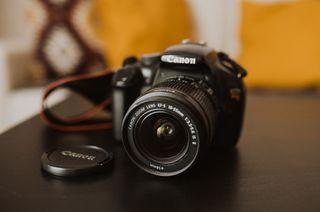 Camara Canon EOS 1100D / EOS Rebel T3