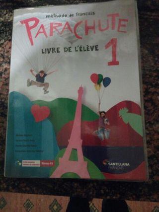 libro frances PARACHUTE 1