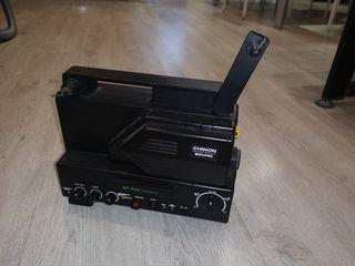 Reproductor sonor de cintas 8 y súper 8. impecable