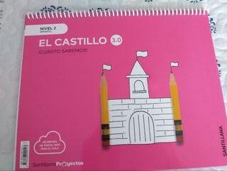 Libro ¡Cuanto Sabemos! El castillo