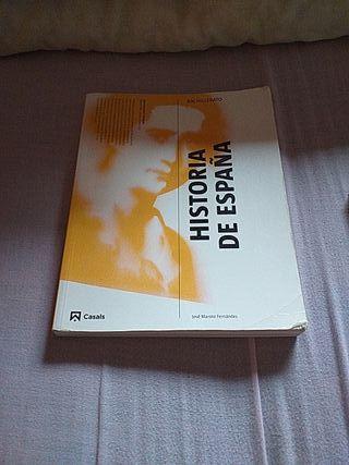 Libro de Historia de España