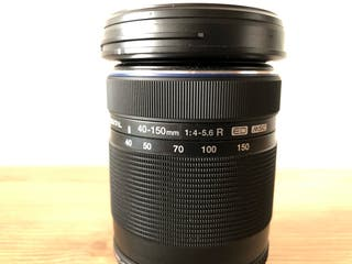 Objetivo micro 4/3 40-150mm