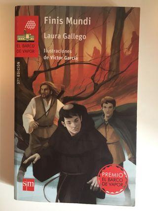 Finis Mundi de Laura Gallego