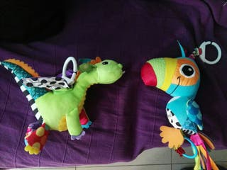 lote peluches lamaze