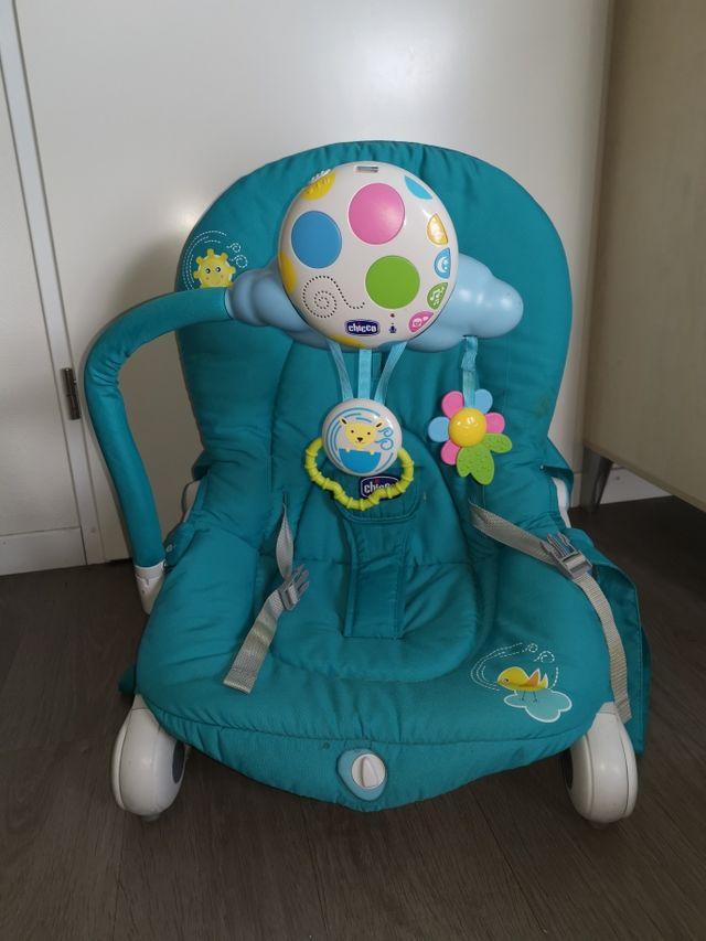 transat bébé chicco balloon vibrant
