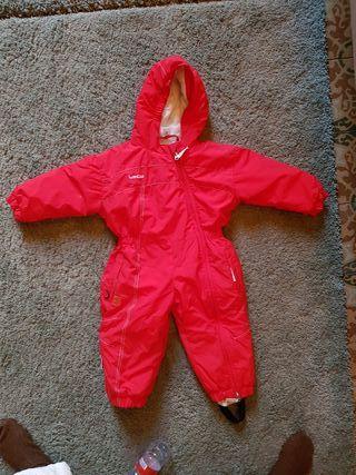ropa para nieve niño