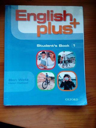 Libro Inglés 1 ESO-OXFORD