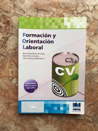 Libro: Formación y Orientación Laboral