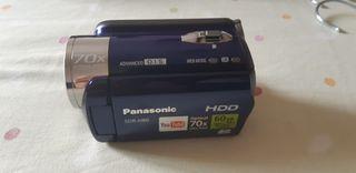 Cámara Mini Panasonic SDR-H80.