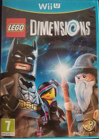 Lego Dimensions Wii U + regalo