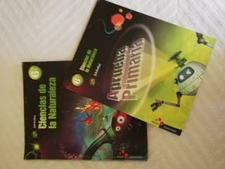 libros de 6° primaria ciencias de la naturaleza