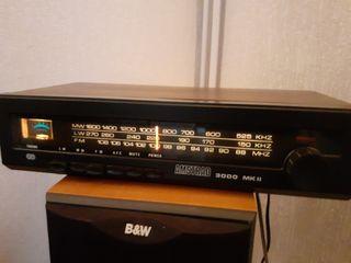 receptor radio antiguo Amstrad