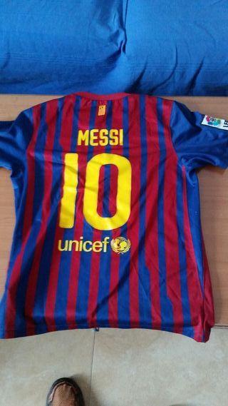 camiseta Barça Messi