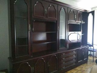 Mueble bar y Vitrina