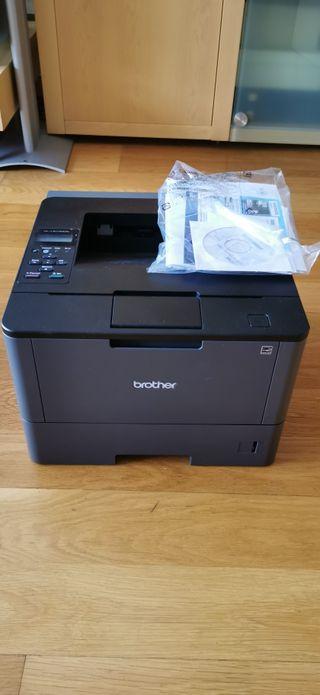 vendo impresoras Brother láser en color y negro