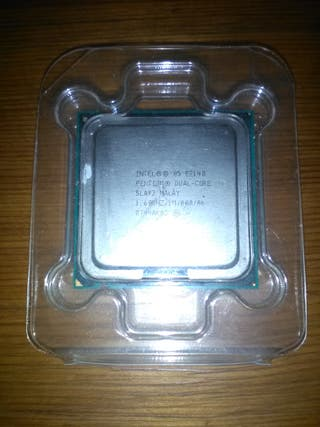 procesador intel dual core 1,60ghz/1m/800