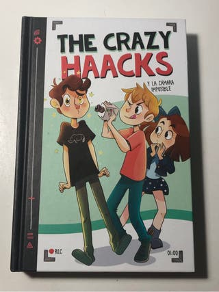 Libro The Crazy Haacks