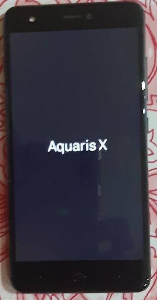 Smartphone Aquaris X