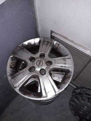 4 llantas aleación para Opel
