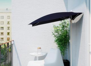 Sombrilla para terraza + base