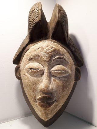 Máscara africana Gabón