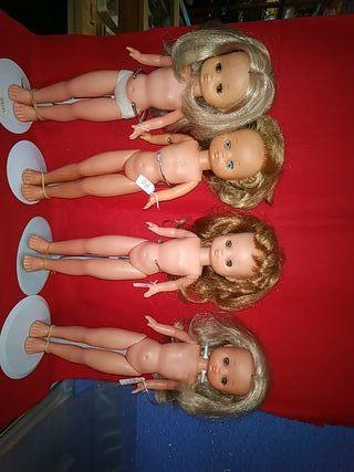 muñecas Lesly de famosa liquidación
