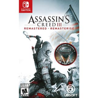 ASSASSIN'S CREED III: REMASTERED (SOLO JUEGO)