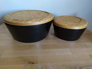 Cajas Bambú!!