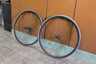 Llantas de aluminio bicicleta